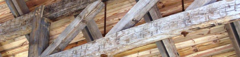 Reclaimed Beams & Fireplace Mantels