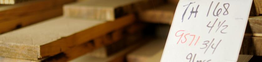 Reclaimed Lumber & Live Edge Slabs